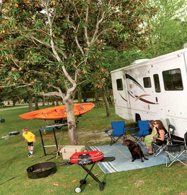 Visit Mobile AL| Campgrounds & RV Parks