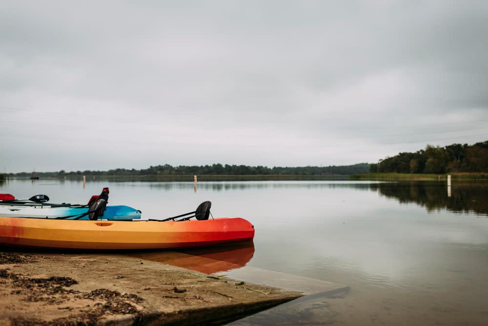 Lake Bastrop
