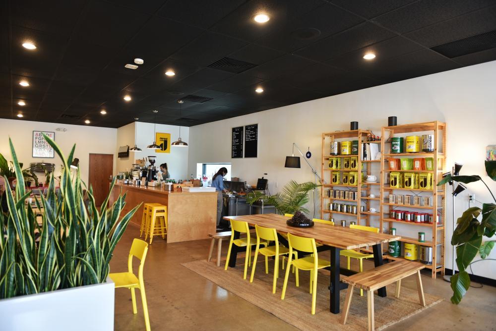 United Coffee Shop in Fort Wayne, Indiana