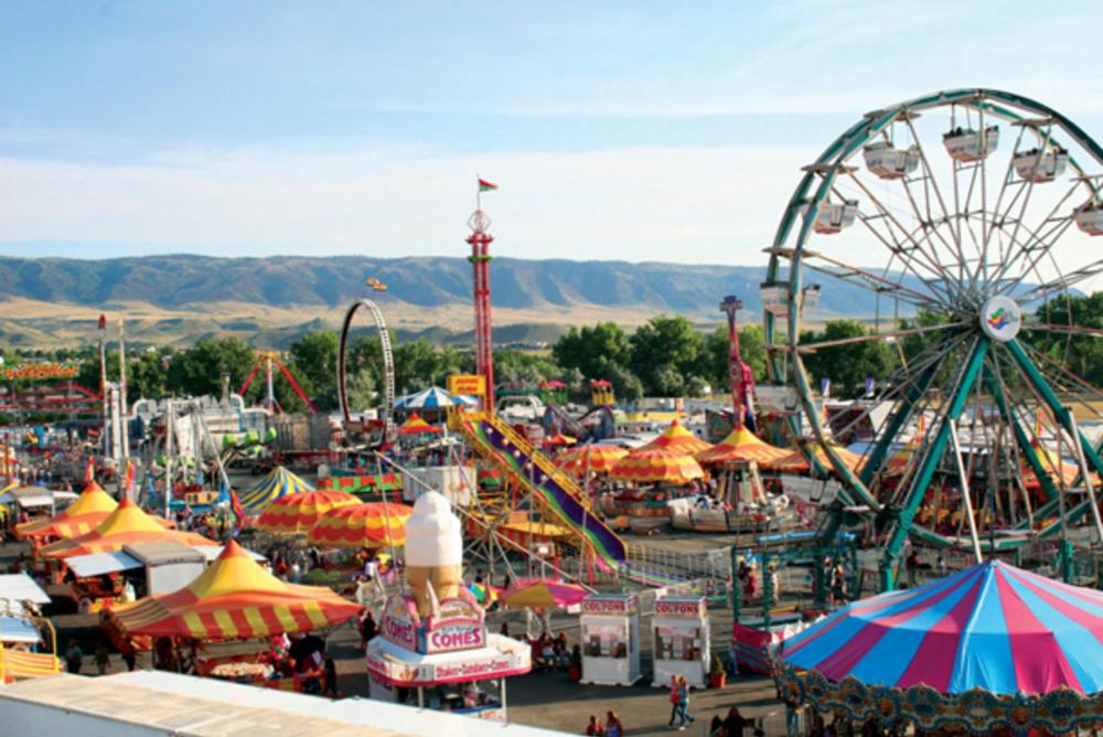 Central Wyoming Fair  Rodeo Festival