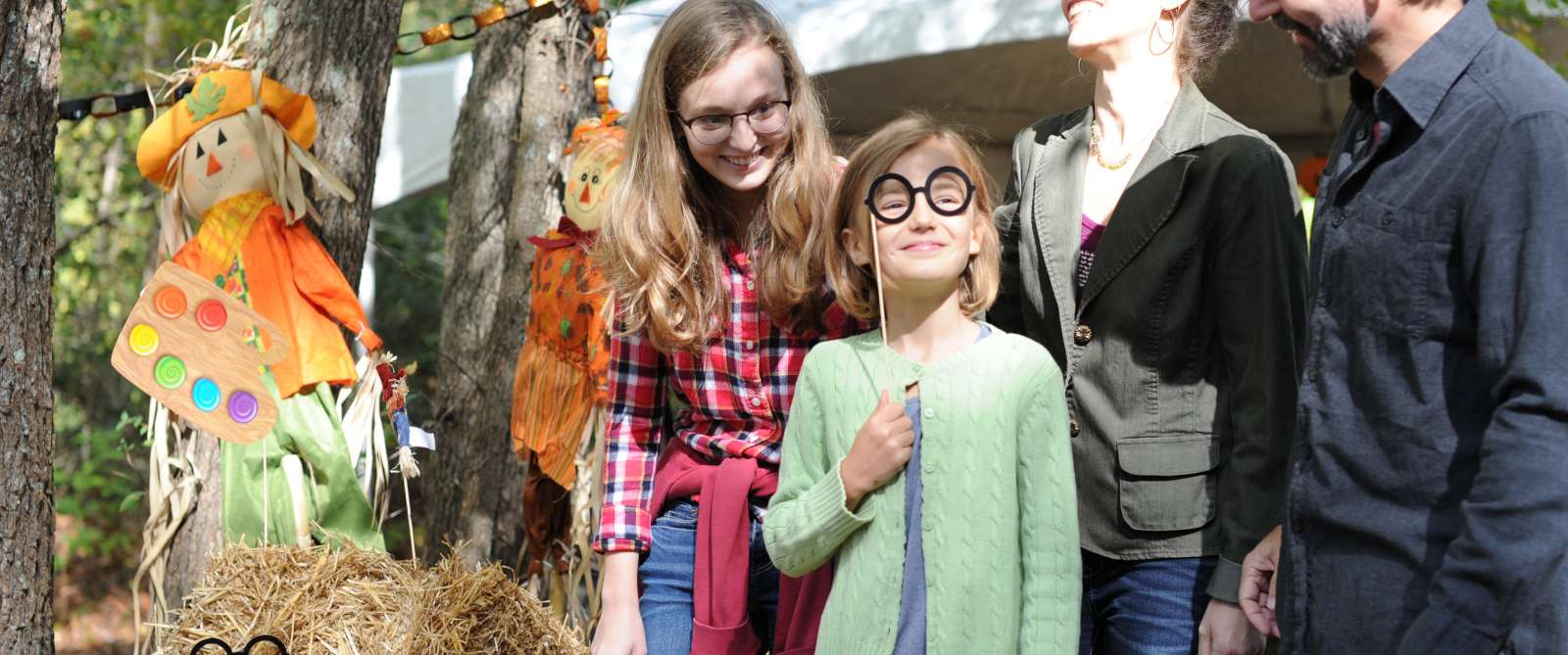Fall events in Chesapeake are perfect places for family fun.