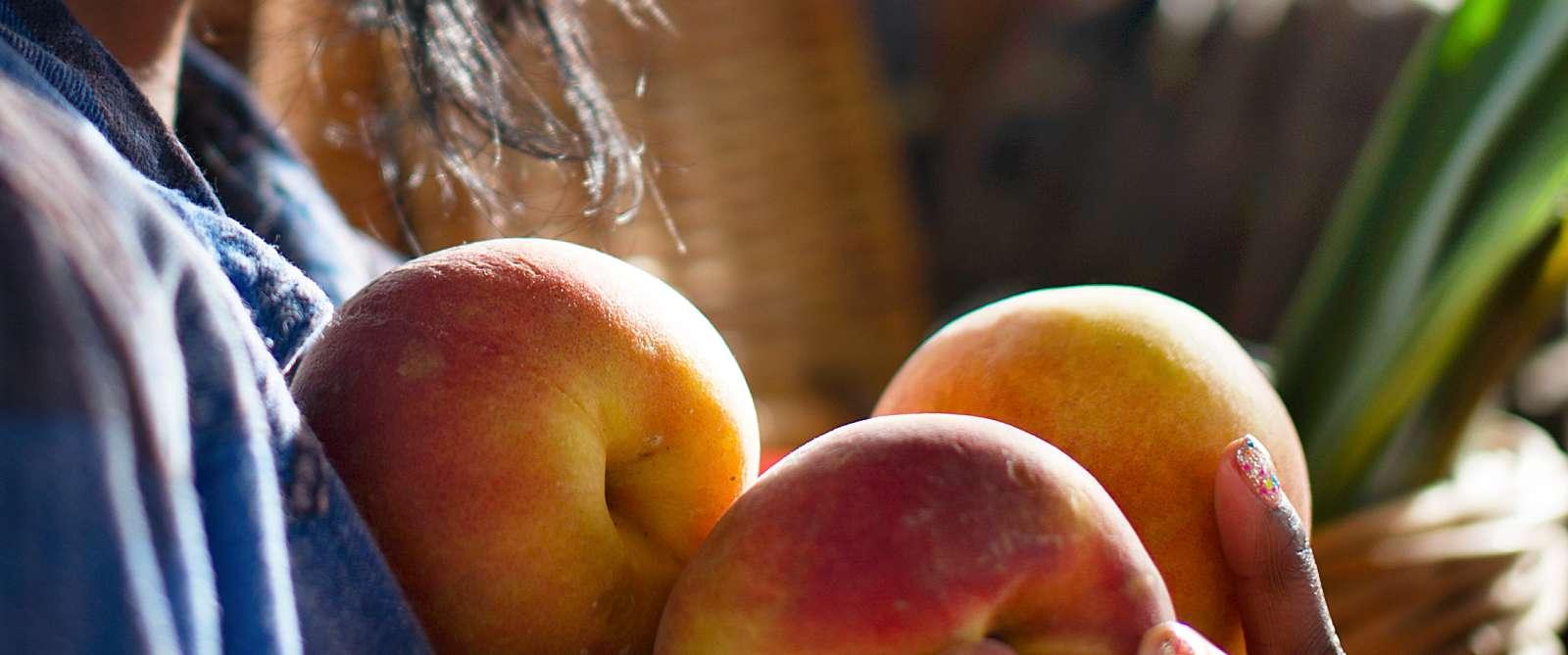 Pickin Peaches