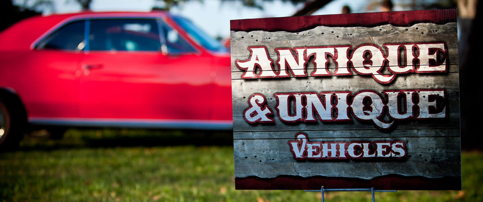 Antique and unique vehicles come out every fall for the Chesapeake Classic Car Show