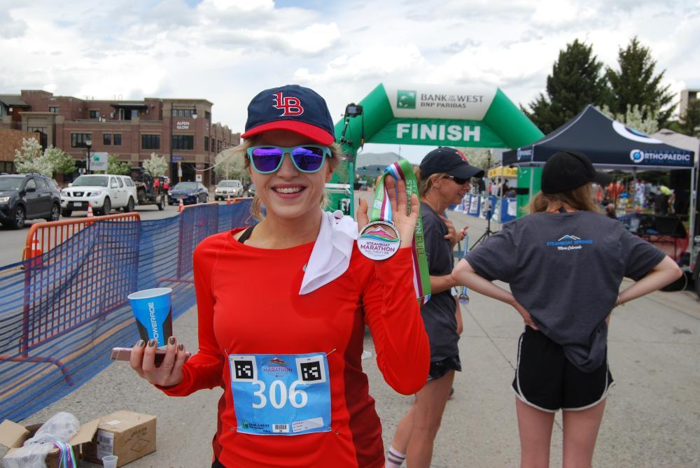 Sponsor the Steamboat Marathon