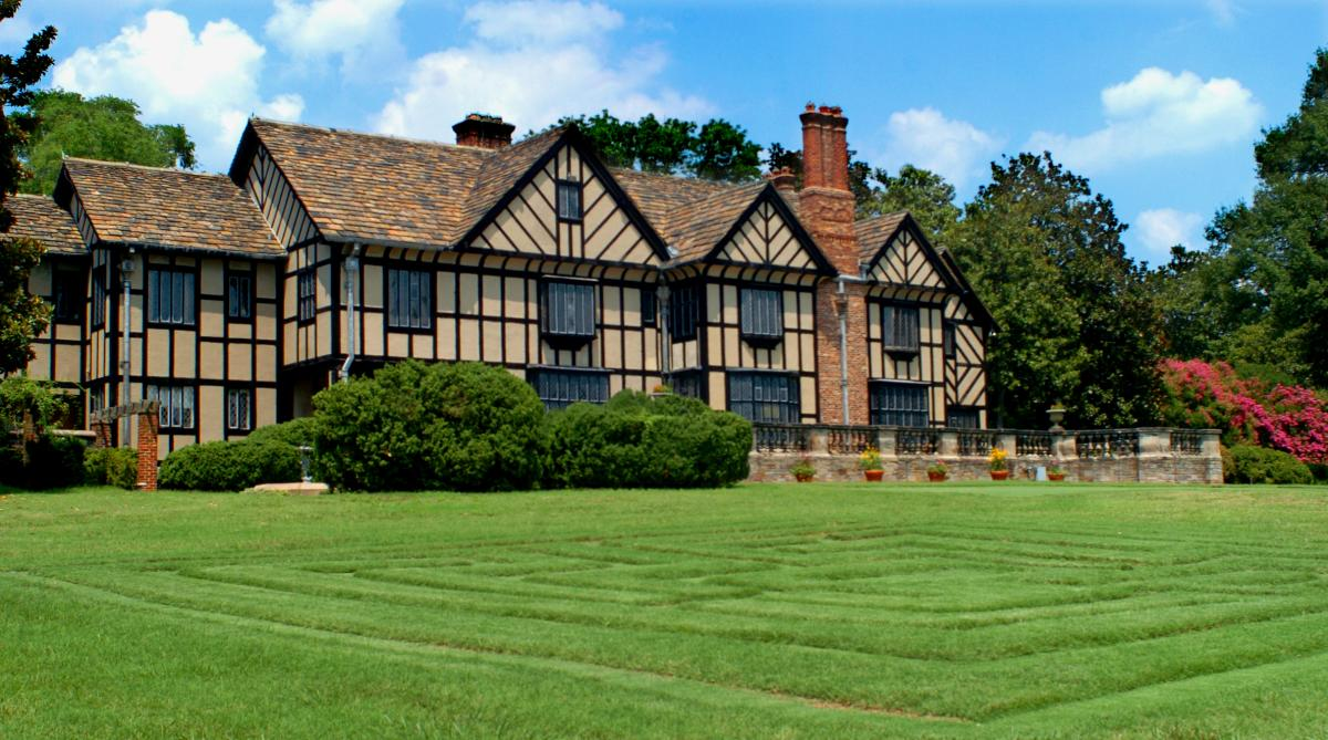 Agecroft Hall