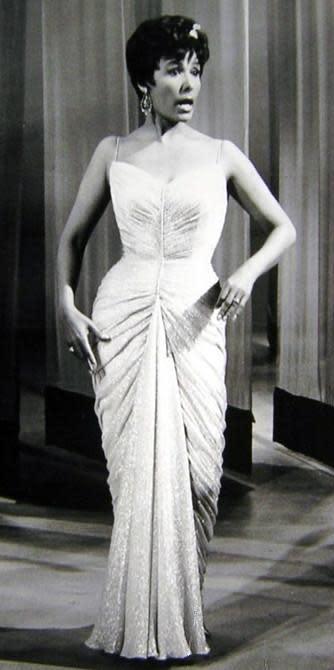 Lena Horne Performing 1965