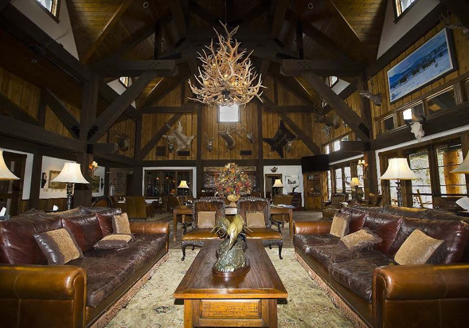 The Lodge at Chama In New Mexico