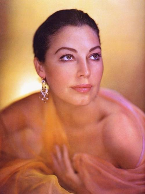 Ava Gardner in promotional photograph for Bhowani Junction
