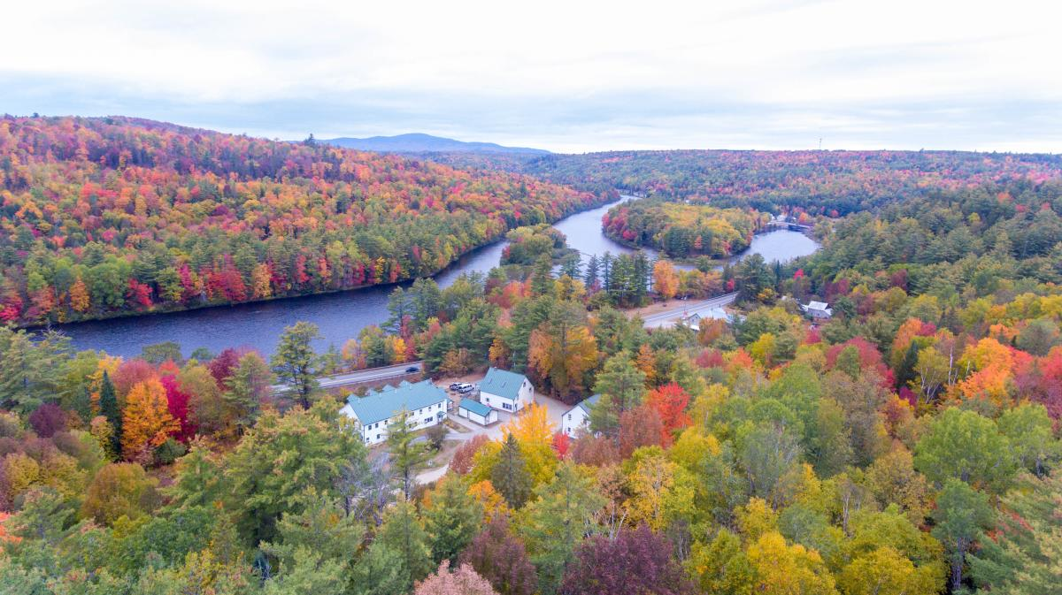 Enter to Win a Weekend at Inn by the River