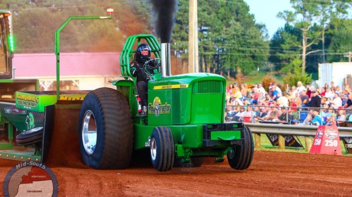Lexington Truck and Tractor Pull