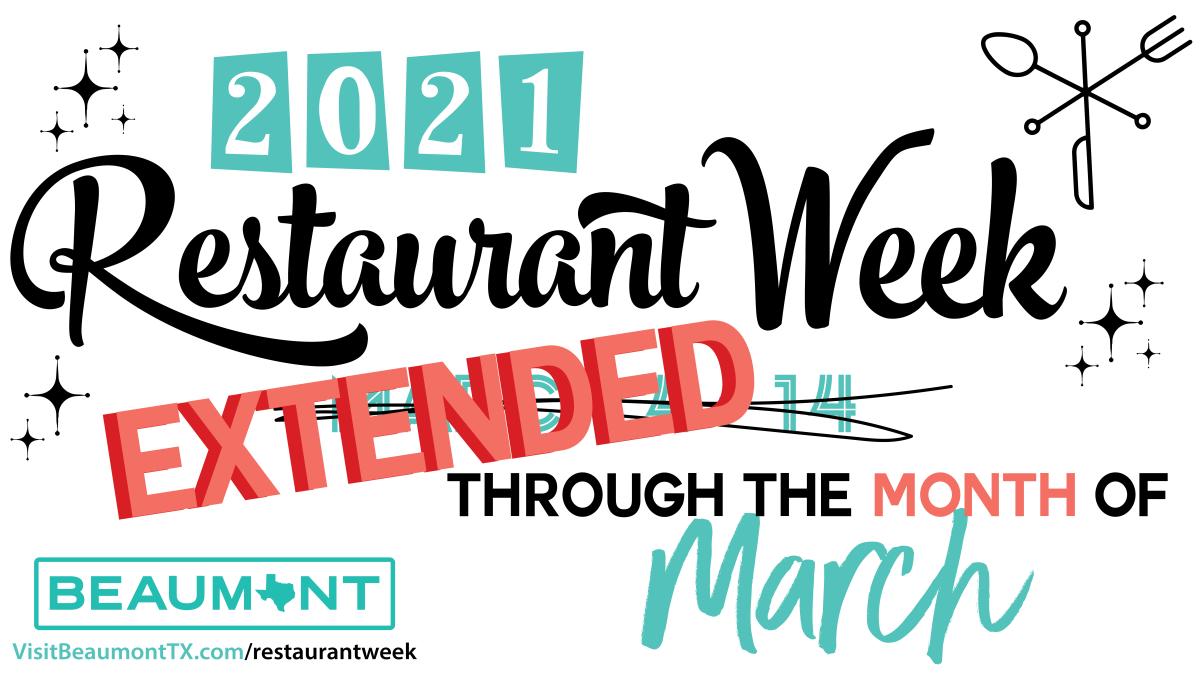 extended restaurant week