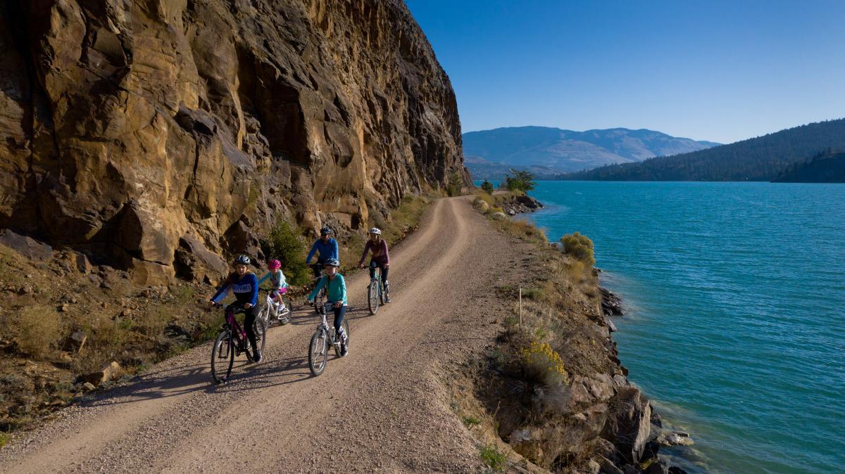 Photo series in partnership with Okanagan Rail Trail