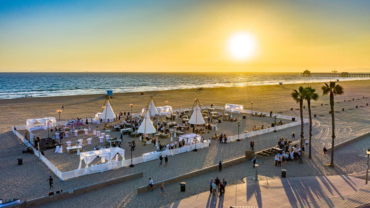 Huntington Beach Outdoor Venues