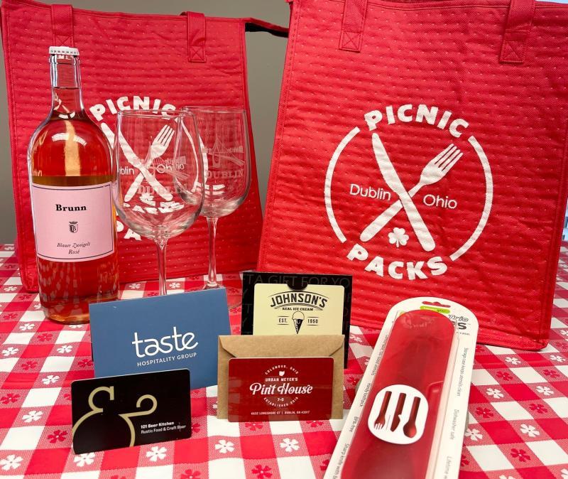 Picnic Packs Grand Prize Giveaway