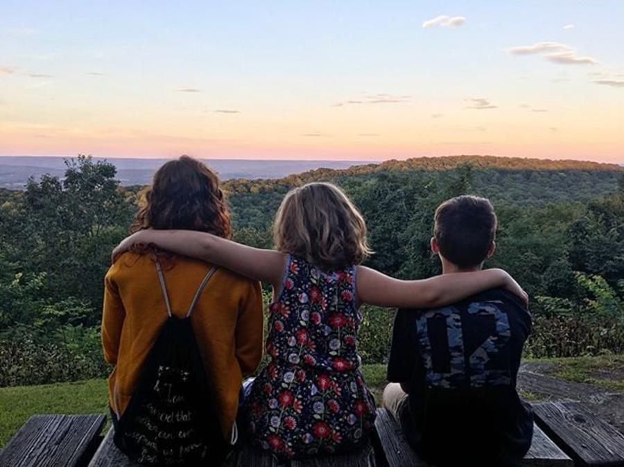 Monte Sano Sunset + Kids + Family