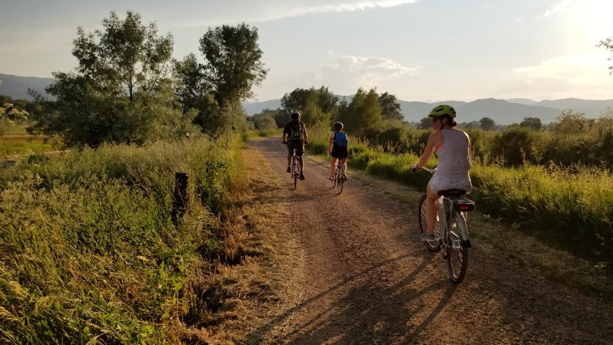 Bike to Farm Tour