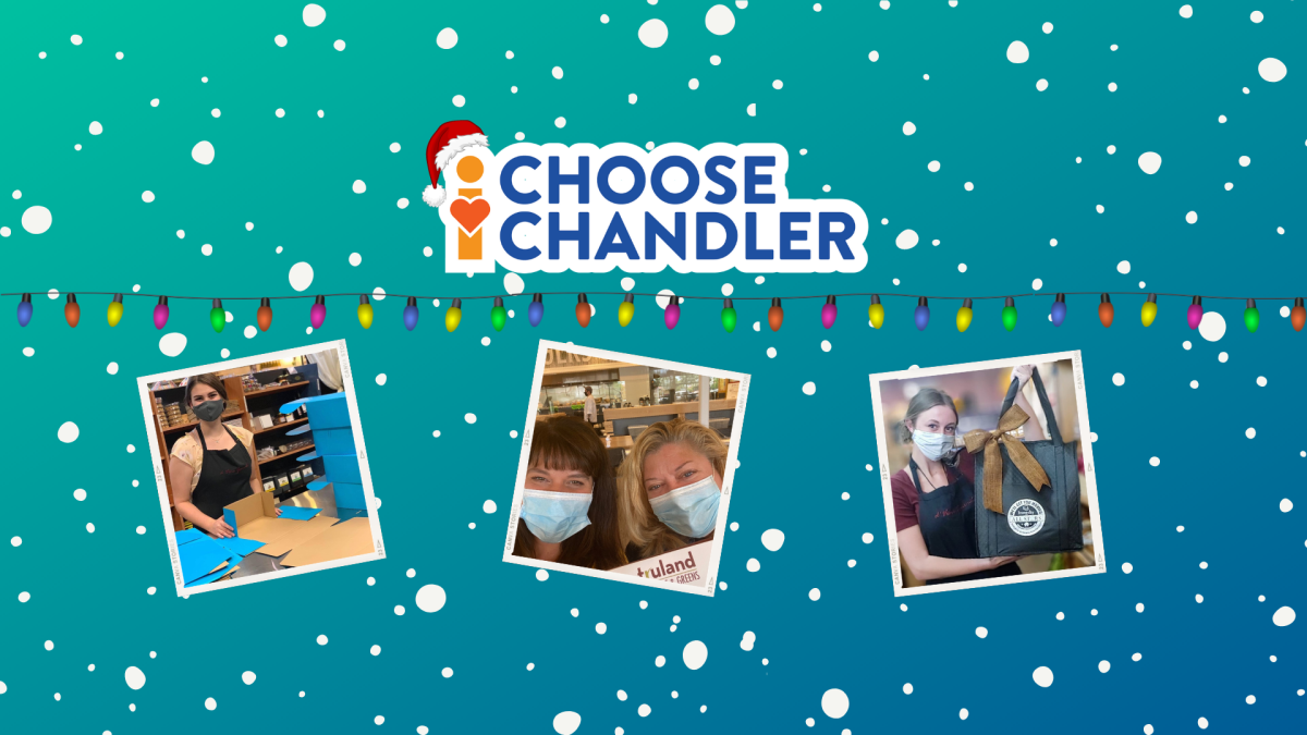 I Choose Chandler - Holiday