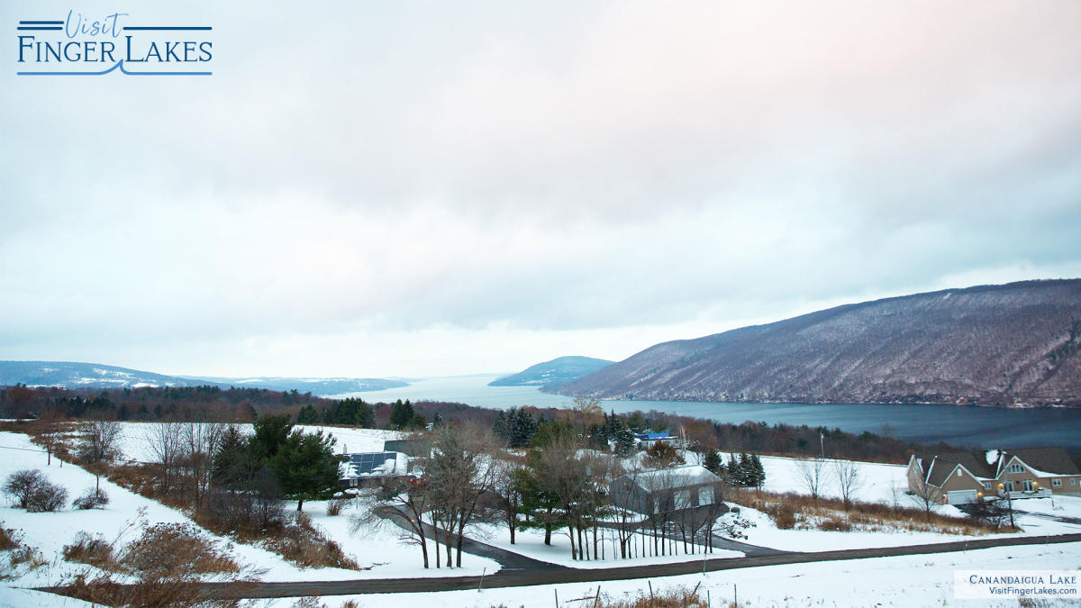 South Bristol overlook on Canandaigua Lake