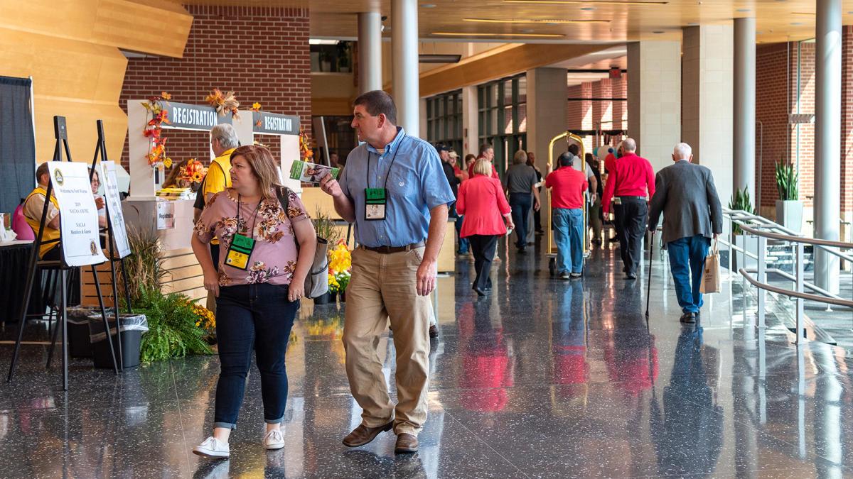 NACA Meeting at the Grand Wayne Convention Center