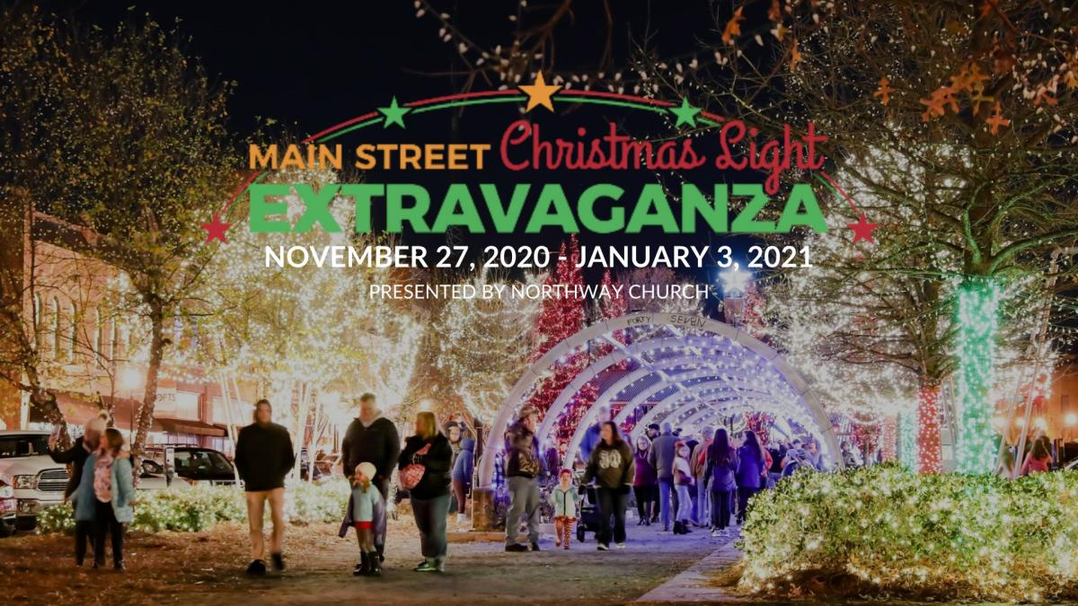 Main Street Christmas Light Extravaganza 2020