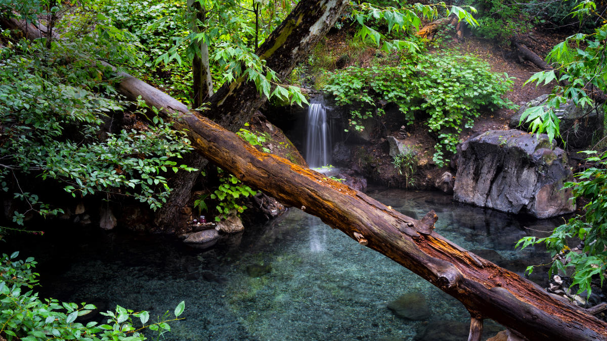 Jordan Hot Springs