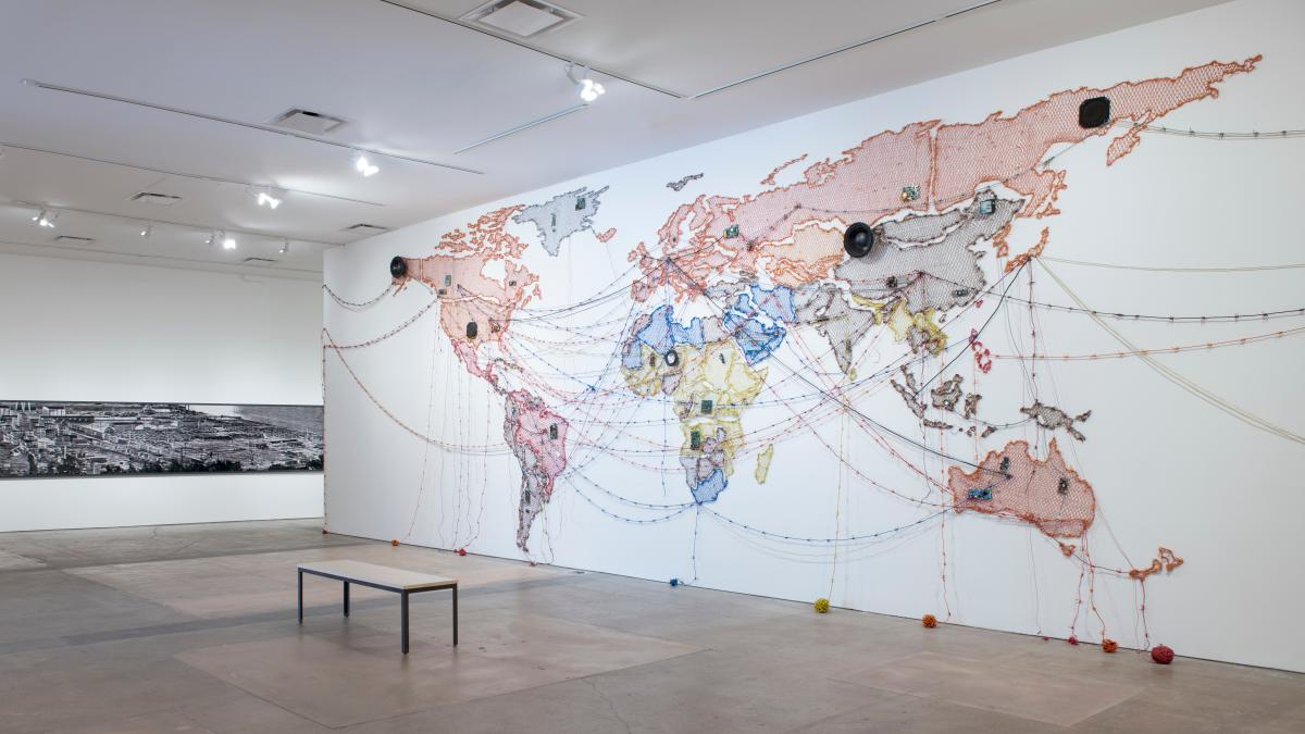 Displaced: Contemporary Artists Confront the Global Refugee Crisis
