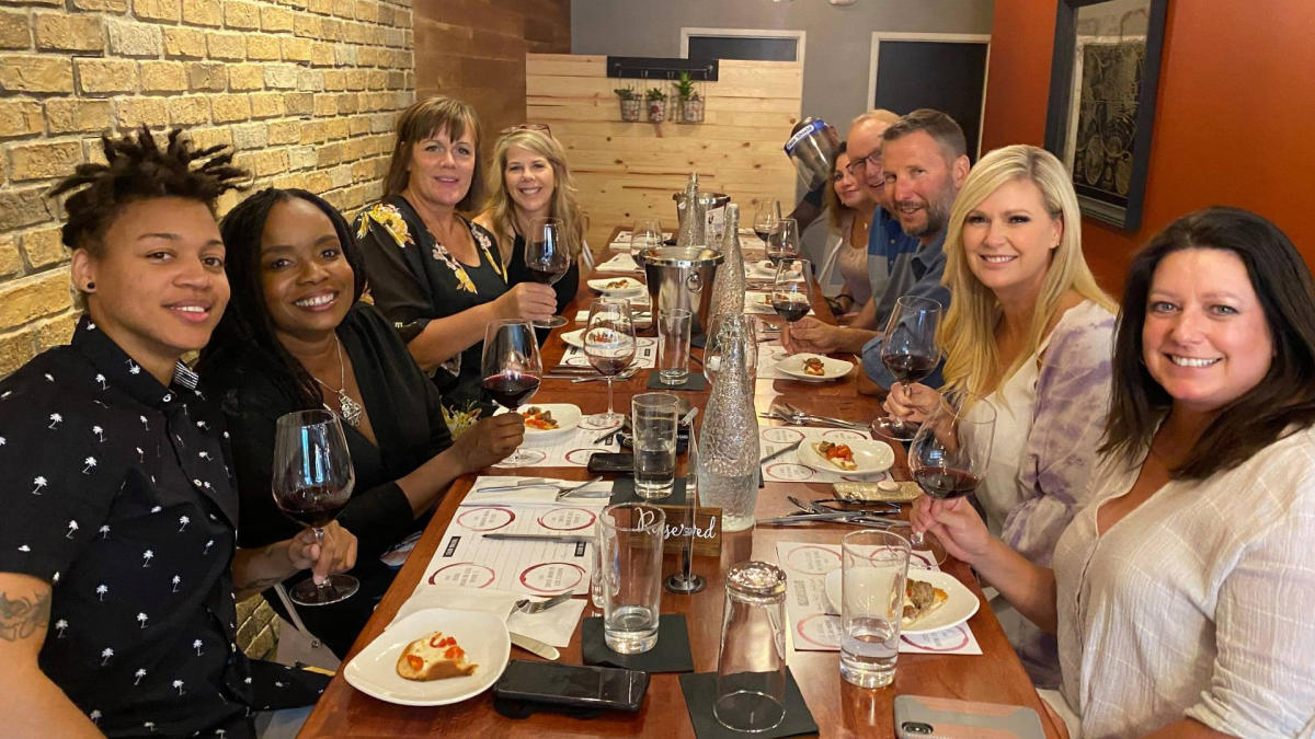 Wine Education Night at A Foreign Taste