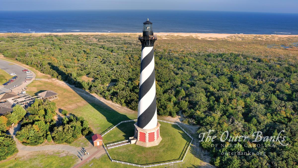 Cape Hatteras Lighthouse 1