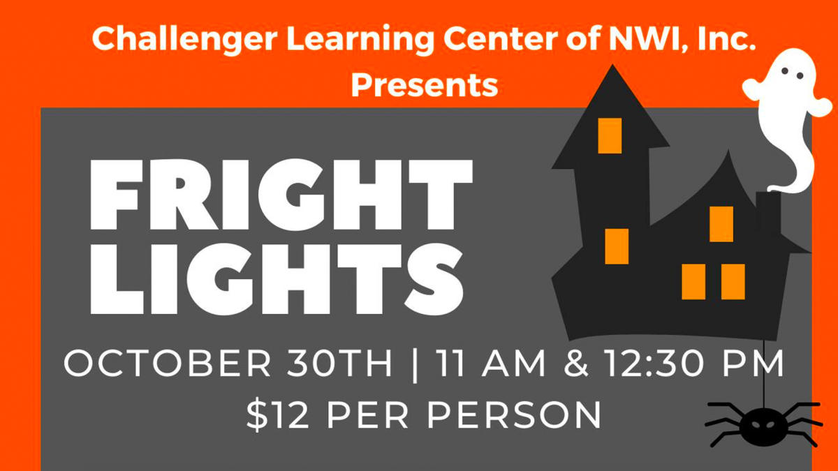 Fright Light Laser Light Show