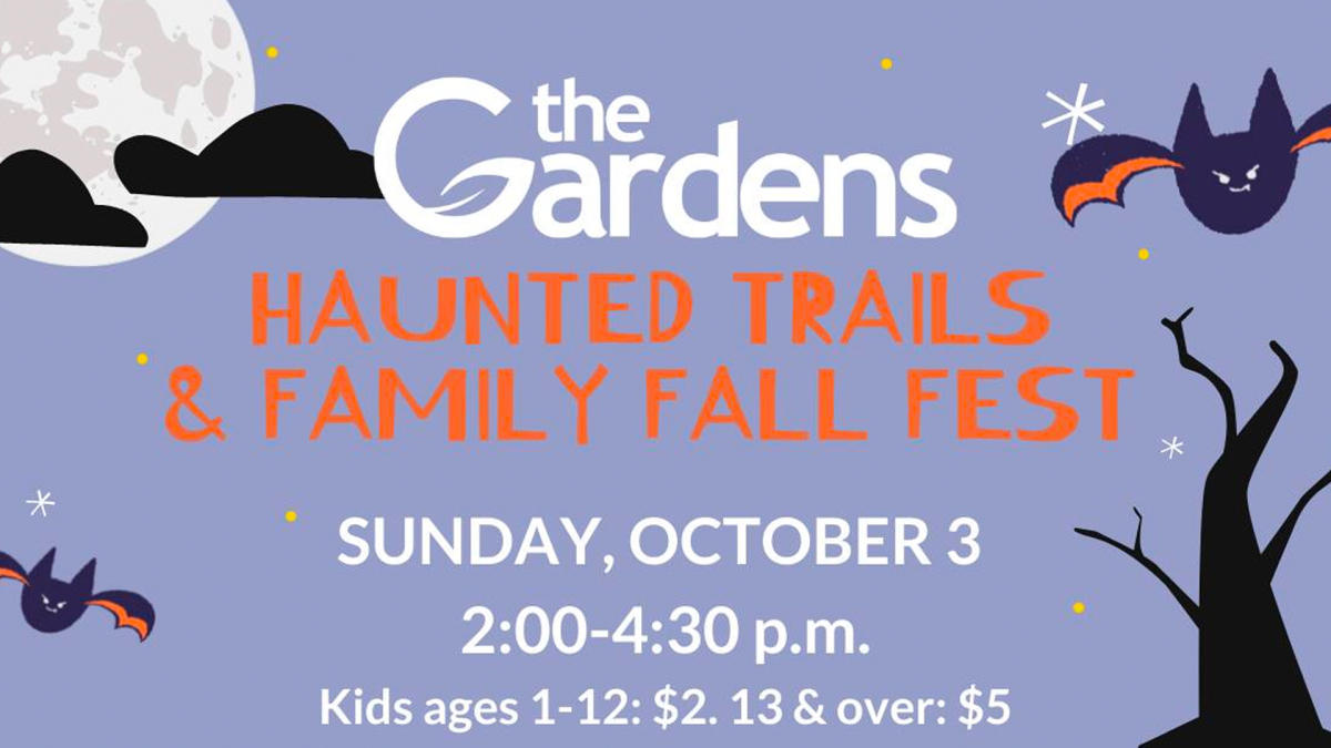 Haunted Trails and Family Fall Fest - Friendship Gardens