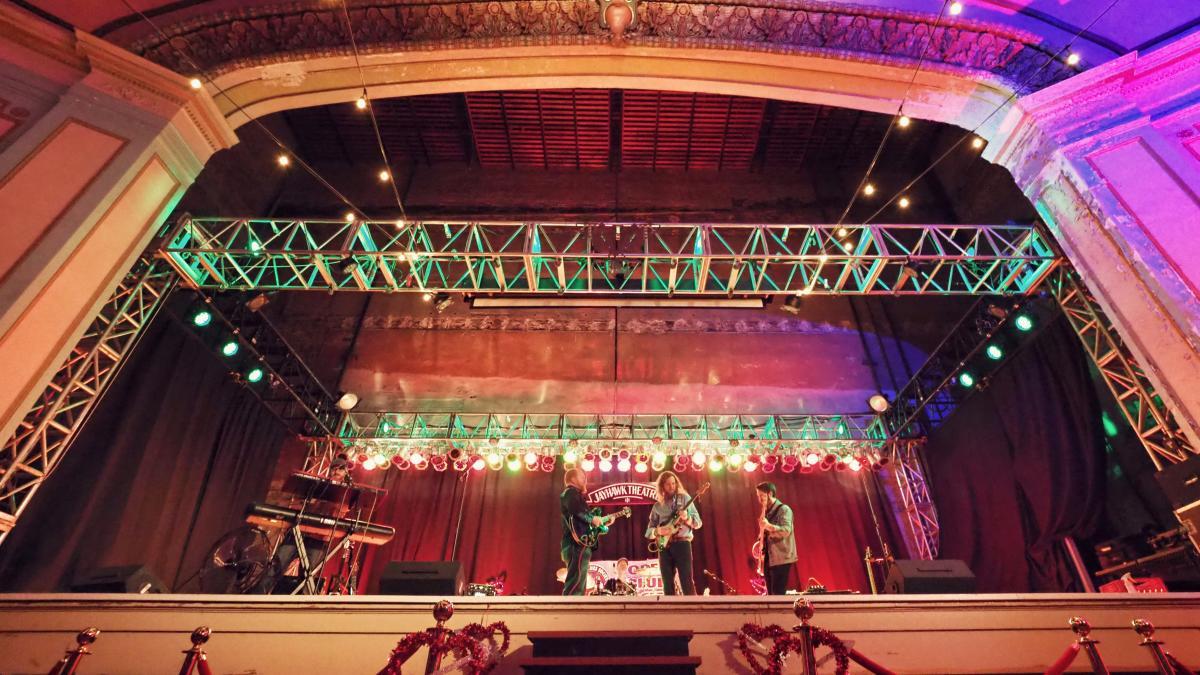 Jayhawk Theatre - Performance | Downtown Topeka, KS