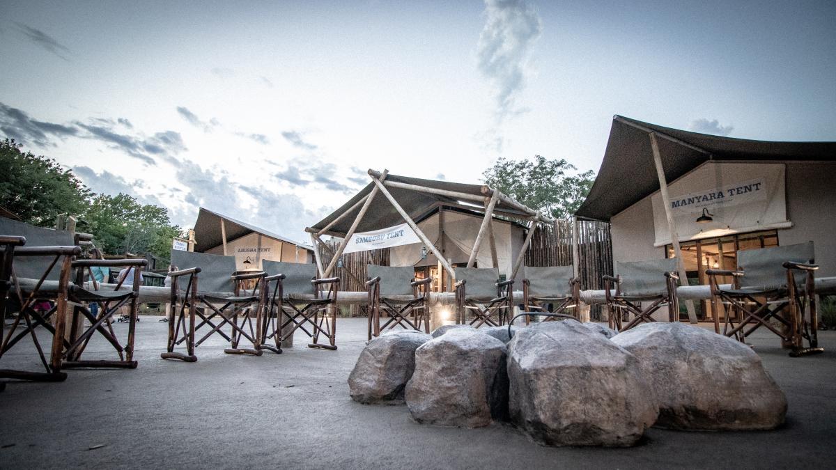 Camp Cowabunga at Topeka Zoo | Topeka, Kansas Meeting Space
