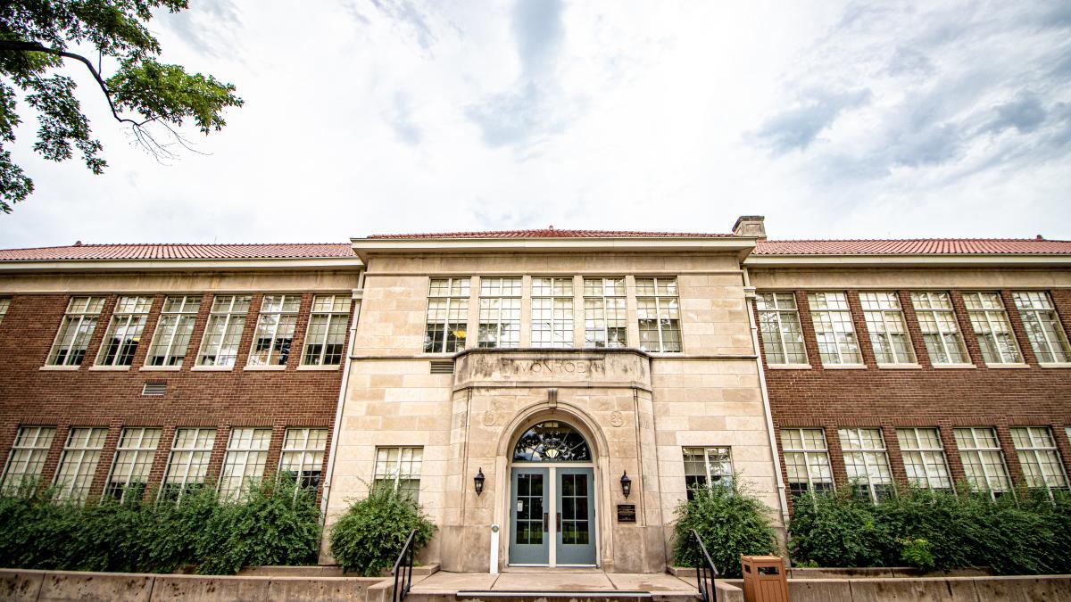 Brown V Board - Monroe School - National Historic Site | Topeka, KS