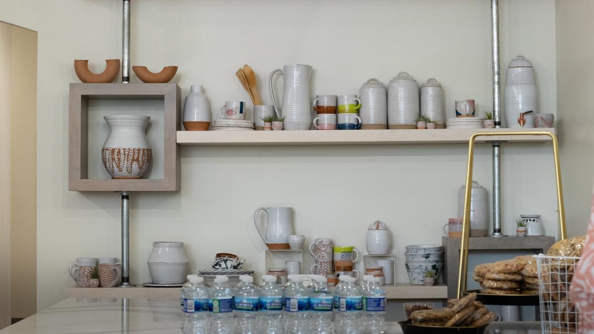 Made Maker Pottery at Ash Boutique | Downtown Topeka, KS