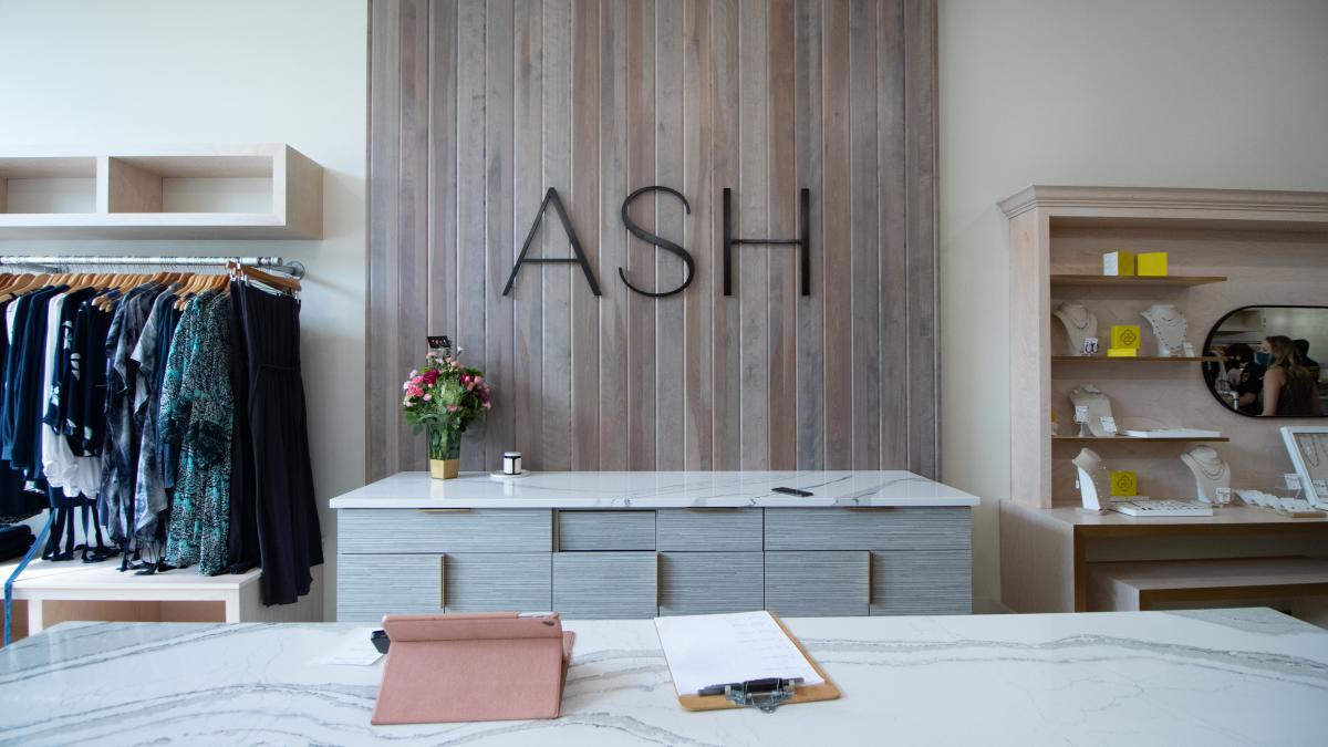 Ash Boutique - Downtown Topeka