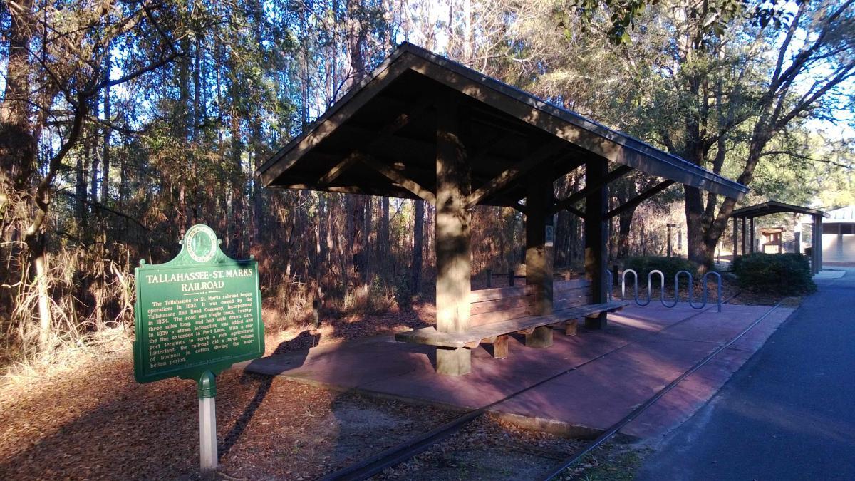 Tallahassee St. Marks Trail