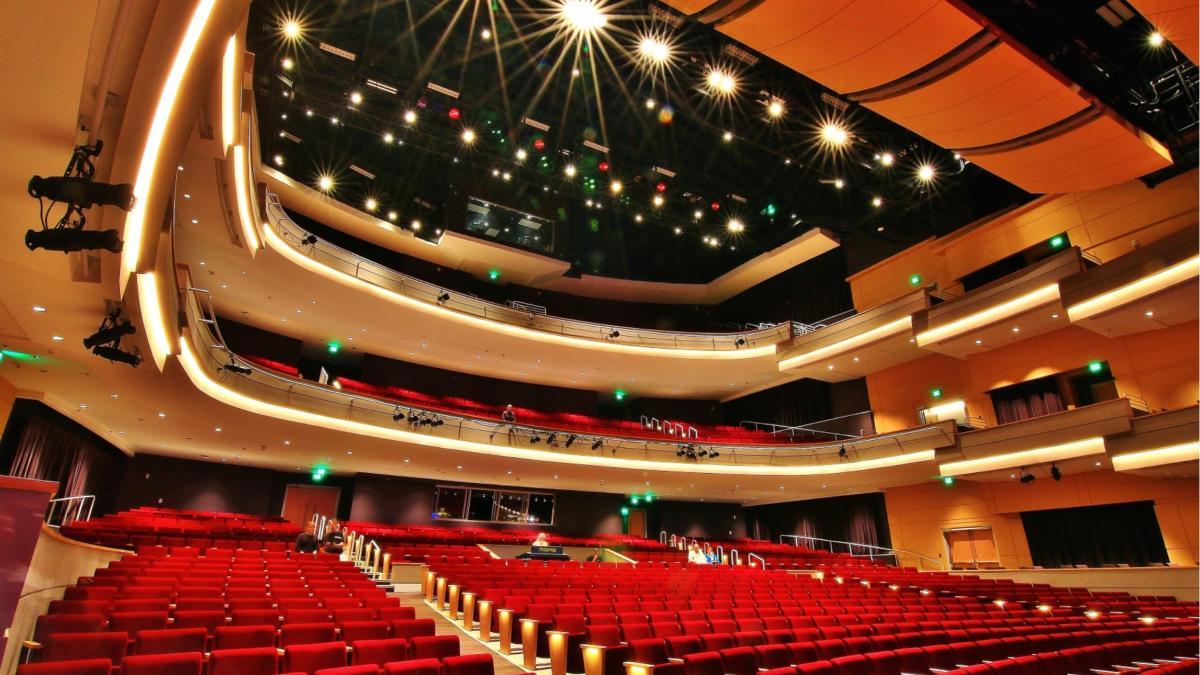 Wilson Center Interior