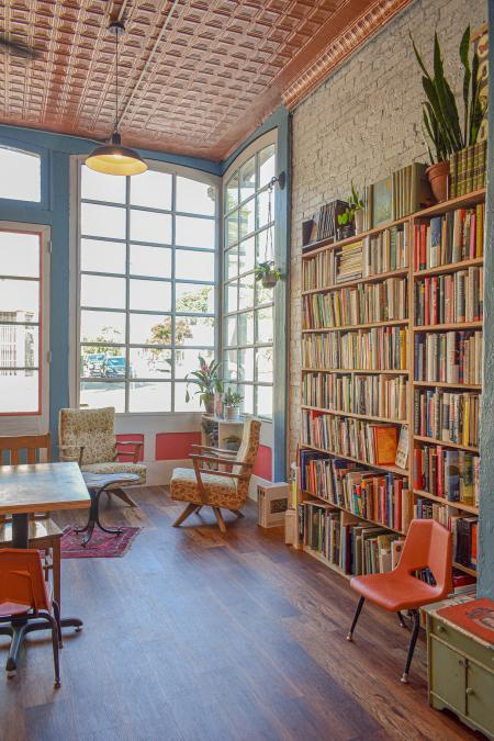 Mickey's Coffee Bookstore