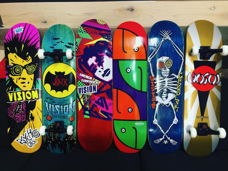 Select Skate Shop - Montrose, Houston