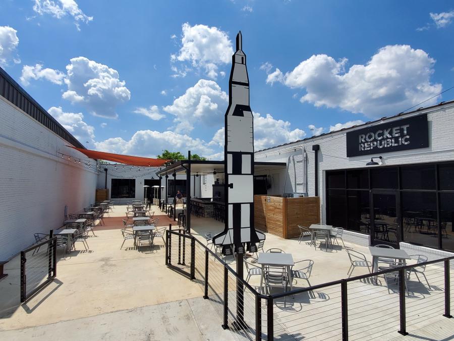 Rocket Republic Huntsville Downtown