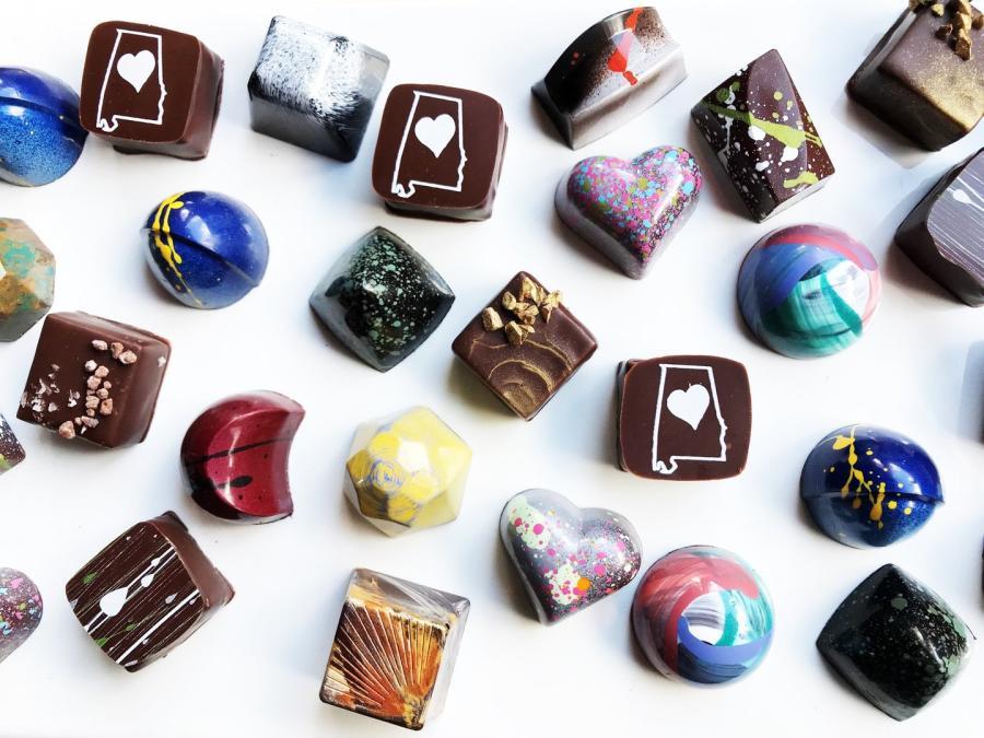 Pizzelle's Chocolates