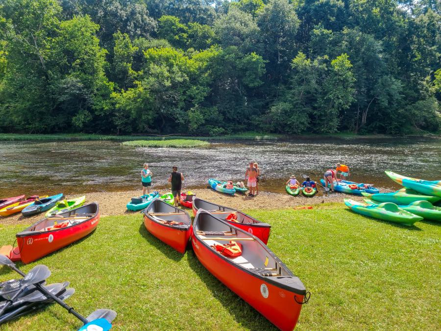 Brown Bear Kayaking Canoeing by Jenn Coleman of Coleman Concierge
