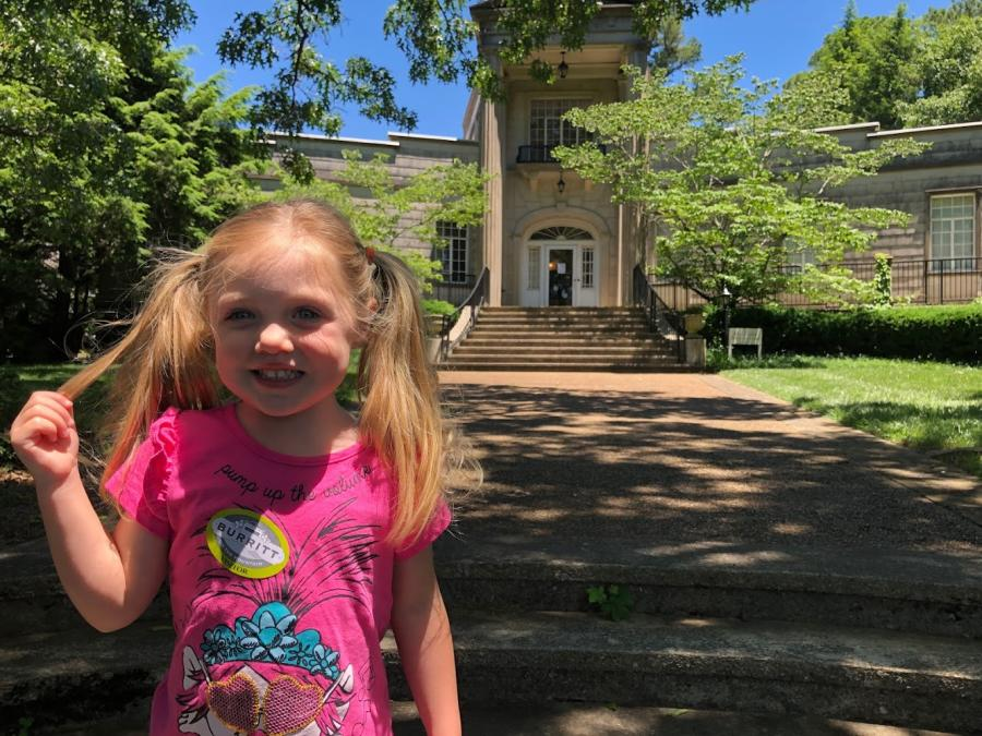 Burritt on the Mountain Museum
