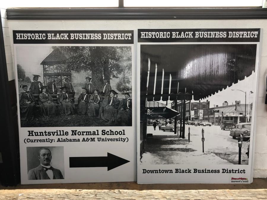 Huntsville Revisited Historic Black Business