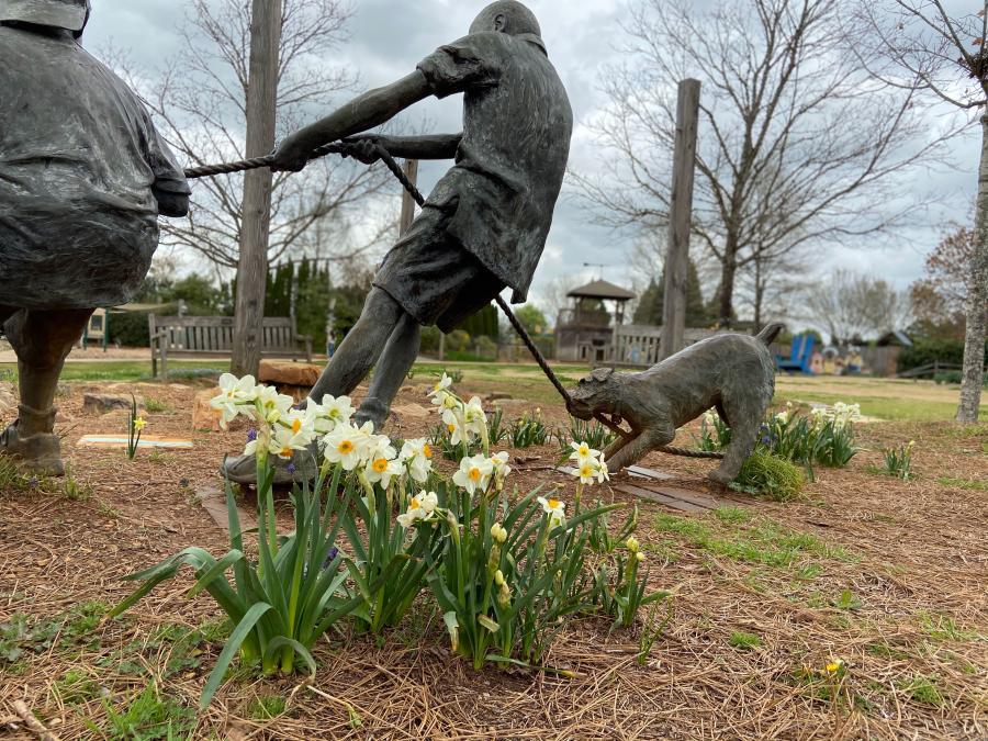 Tweetsville Huntsville Botanical Garden