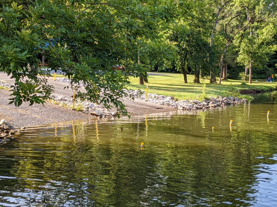 Indian Creek Kayak by Jenn Coleman of Coleman Concierge