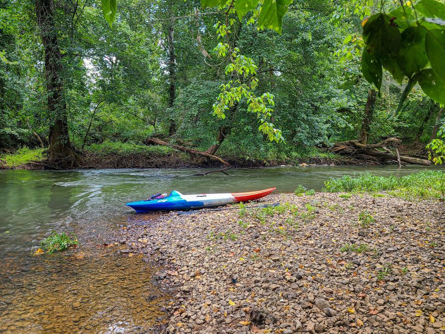 Kayaking Flint River Expeditions