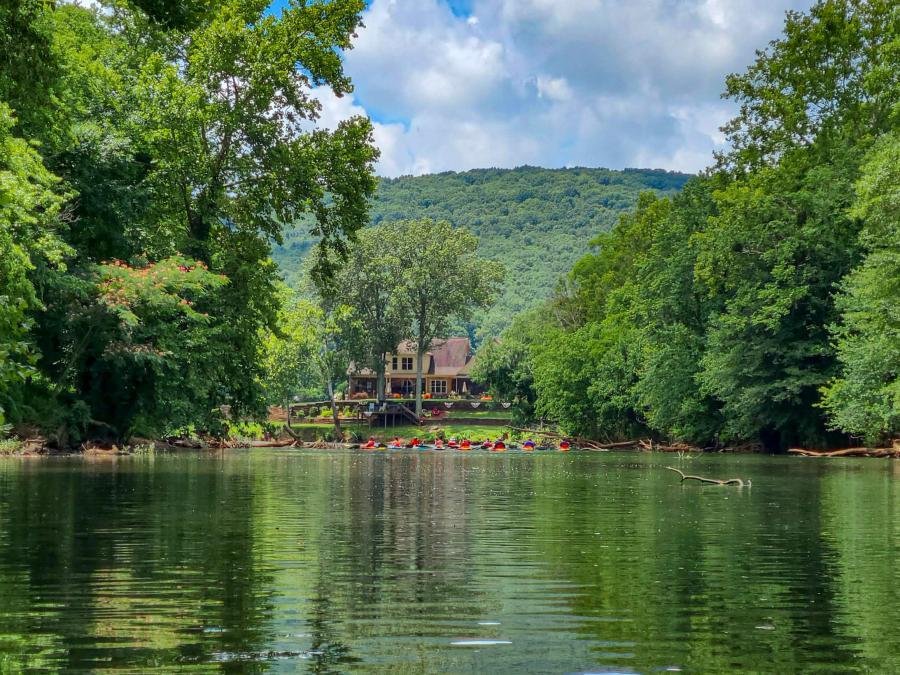 NACK Kayaking on Flint River by Jenn Coleman of Coleman Concierge