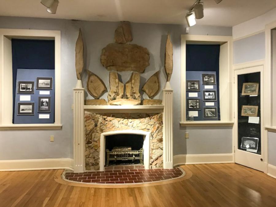 Monte Sano Hotel Exhibit at Burritt on the Mountain