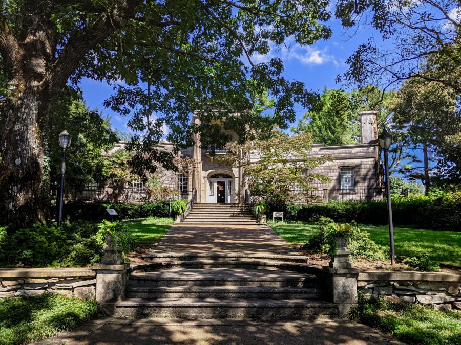 Burritt on the Mountain Burritt Mansion